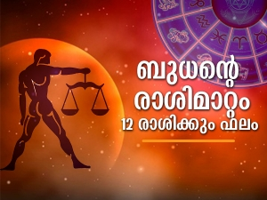 Mercury Transit In Libra On 22 September 2021 Effects On Zodiac Signs In Malayalam
