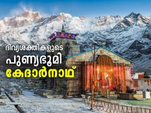 Interesting Facts About Kedarnath Dham Temple In Malayalam
