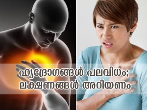 World Heart Day Different Types Of Heart Diseases And Their Warning Signs In Malayalam