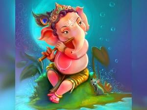 Ganesh Chaturthi Ganesha Kavacha Stotra To Remove Sathru Dosha