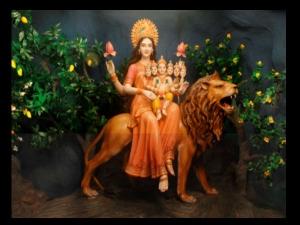 Navratri Day Five 5 Maa Skandmata Colour Puja Vidhi Aaarti Timings Mantra Muhurat Vrat Katha