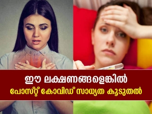 Symptoms In The First Week May Indicate Long Covid Risks In Malayalam