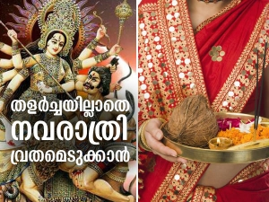 Tips To Help You Stay Healthy During Navratri Fasting In Malayalam