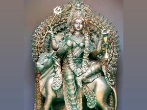 നവരാത്രി 8-ാം നാള്; മഹാഗൗരി സര്വ്വ ദു:ഖങ്ങളകലും